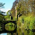 Glenarm Castle One by Bob Phillips