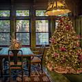 Glensheen Breakfast Room by Susan Rissi Tregoning