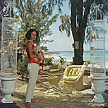 Gloria Schiff by Slim Aarons