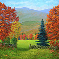 Glorious Days Of Autumn by Frank Wilson