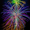Glorious Fireworks by Garry Gay