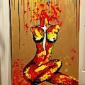 Goddess by Khrystyna Nagirniak