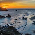 Gold Coast Sunset by Matthew Irvin