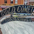 Gold Comet by Tony Baca