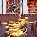Gold Prometheus II by Brian Jannsen