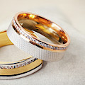 Gold Wedding Ring  by Dejan Jekic