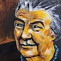 Golda Meir by Stuart Glazer