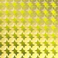 Golden Background With Golden Stars by Alberto RuiZ