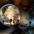 Golden Ball by Jaroslaw Blaminsky