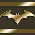 Golden Bat by Chuck Staley