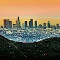 Golden California Sunrise by Az Jackson