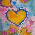 Golden Heart by E Buchanan