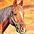 Golden Horse by Russell Carter