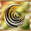 Golden Spiral by Chuck Staley
