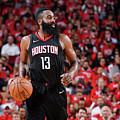 Golden State Warriors V Houston Rockets by Andrew D. Bernstein