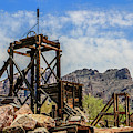 Goldfield Mine by Dawn Richards