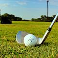Golf Day by Sara Martinez