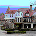 Graceland Mansion  by Charles Shoup