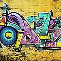 Graffiti, Grundarfjordur, Iceland by Lyl Dil Creations