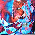 Graffiti Mural Design by Ee Photography