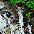 Graffiti On West 107 Street by Sarah Loft