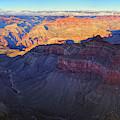 Grand Canyon Panorama by Chance Kafka