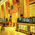 Grand Central Station by Miles Whittingham