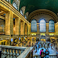 Grand Central Terminal  by Nick Zelinsky