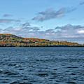 Grand Island Lake Superior by John M Bailey