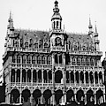 Grand Palace, Brussels by Granger