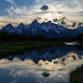 Grand Teton Sunset by Michael Chatt