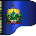 Grand Vermont Flag by Bigalbaloo Stock