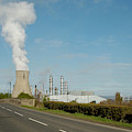 Grangemouth Petro-chemical Plant by Victor Lord Denovan