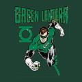 Green Lantern by Totti Manangsa