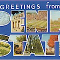 Penn State Greetings by Mark Miller
