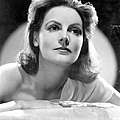 Greta Garbo by Evening Standard