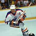 Gretzky In Action by B Bennett