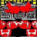 Gridismjr Bird Cage by Artist Dot