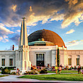 Griffith Observatory by Christopher Arndt