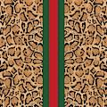 Gucci Leopard Print-1 by Nikita