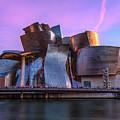 Guggenheim Museum - Bilbao, Spain by Joana Kruse