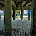 Gulf Shores Park And Pier Al 1649b by Ricardos Creations