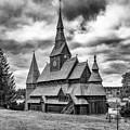 Gustav Adolf Stave Church, Harz by Andreas Levi