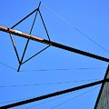 Guy-wires by Jerry Sodorff