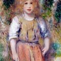 Gypsy Girl, 1879 by Pierre Auguste Renoir