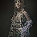 Gypsy Portrait by John Neeve
