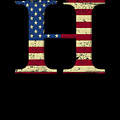 H Qanon Wwg1wga Usa Flag Group Q Anon Great Awakening by Henry B