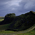 Hadrians Wall by Dmitri Kessel