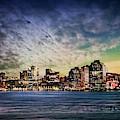Halifax Skyline by Scott Kemper
