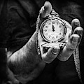 Hand Of Time by Sharon Popek